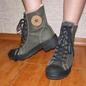 Модные, стильные ботиночки Converse.