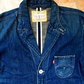 куртка Levi's jeans размер ХL (54)