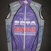 Biopolis WindTex (S) веложилетка мембранная мужская