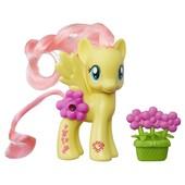 Май литл пони Флаттершай My little pony explore Equestria magical scenes Fluttershy