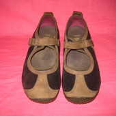 Фирменные кожаные туфли Merrell оригинал - 38 размер