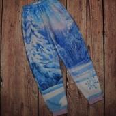 Теплые штаны George на 5-6 лет, рост 110-116 см