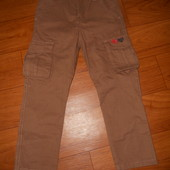 Модные штаны мальчику 4-5лет как новые