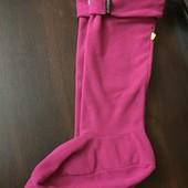 Новые. Флисовые носки в высокие резиновые сапоги Avenue, стопа 26-27 см.