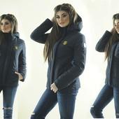 """Куртка """"Италия"""" в расцветках. Размеры: с -м, м -л,48-50, 52-54 (2с"""