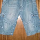 Шорты джинсовые р.L\XL оригинал Levis