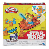 Play-doh Герои star wars luke skywalker & R2-D2. В наличии