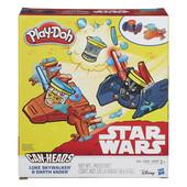 Play Doh Игровой наборЗвездные Войны люк скайуокер и дарт вейдер. В наличии