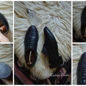 Стильные мужские туфли-оксфорды Англия ,р-р 41