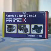 Новая камера заднего вида Prime-X MY-9999 opel vivaro