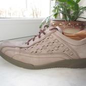 Кожаные туфли Ecco 43 р.