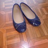 балетки туфли р.37 стелька 24 см в хорошем состоянии