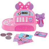 Disney Электронная детская касса Мини Маус just play minnie bow tique сash register