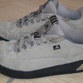 Adidas кроссовки ботинки замшевые. 43р Оригинал