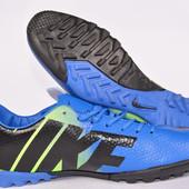 Оригинальные бутсы кроссовки сороконожки шипованные Adidas и Nike