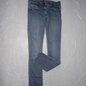 S-M, поб 46-48, фирменные джинсы скинни River Island узкие стрейч