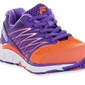 Кроссовки для девушек Fila. Оригинал  размер 36, 37.5. США