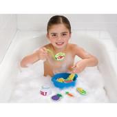 Наклейки для игры в ванной Alex (сша) «Суп» (801W), игрушки для купания, продукты, посудка