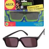 Набор «Тайный агент - очки заднего вида», Alex 410 (сша), шпионские очки
