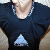 Спортивная фирменная екипировка  защитная майка футболка Gilbert