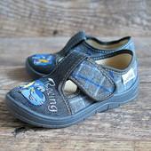 Текстильные тапочки обувь Валди Waldi купить недорого
