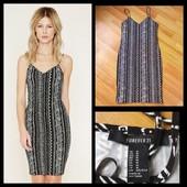 Фирменное коттоновое платье Forever21, размер M
