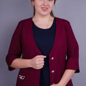 Жакет, пиджак 50-56р., 58-64р., разные цвета