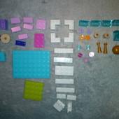 Конструктор lego friends, набор деталей