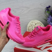 Кроссовки женские Nike Air Max Hyperfuse pink