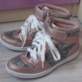 Туфли ботинки сникерсы 22 см стелька для девочки