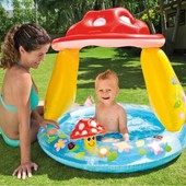 Детский бассейн 57114 Intex 102х89 см Гриб