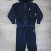 Теплый спортивный костюм Ralph Lauren ,5-6 лет