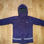 Мембранная (5000 мм.) куртка Trespass 122-128 см. Как новая.