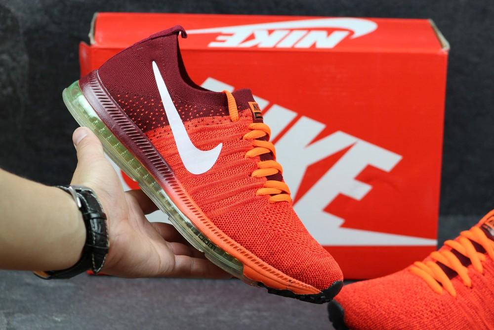Акция, кроссовки мужские Nike Zoom All Out Orange фото №1