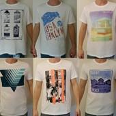 Мужские футболки Angelo Litrico C&A,s-xl, голландия