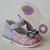 Туфли супинатор бантик каблук Томаса 890