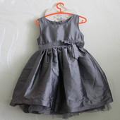 Платье TU для девочки 2-3 года рост 92-98 см