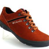 Кроссовки кожаные Columbia  № 58 R