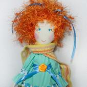Кукла тильда  Люси
