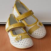 Отличные туфли балетки на девочку Шалунишка Ортопед