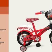 Детский велосипед 12.д 151220 Формула, красный
