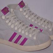 Кроссовки Adidas высокие р.38