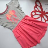 Платье с Минни Маус M&S (2-3 года)