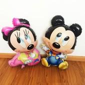 Надувні шари: Міккі і Мінні Мауси