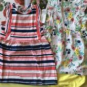 Платье Carter's 24мес/2года