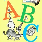 Dr. Seuss's ABC: an amazing alphabet book! книга на английском