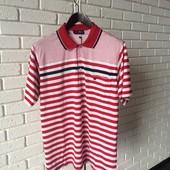 Мужская футболка красная L Xl
