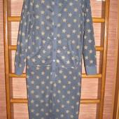 Пижама  флисовая, мужская, размер L рост до 185 см