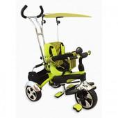 Велосипед детский трехколесный Alexis-Babymix ur-dy-gr 01A