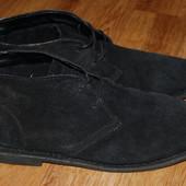 Кожаные туфли 44 р Cangol в хорошем состоянии